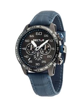 Relógio Sector 850 Azul e Preto