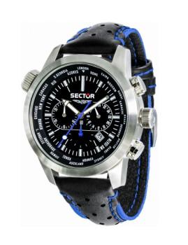 Relógio de Homem Oversize II Azul Sector