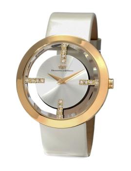 Relógio Rhodenwald e Söhne Lucrezia Branco e Dourado Senhora