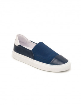 Loafer Desportivo Azul
