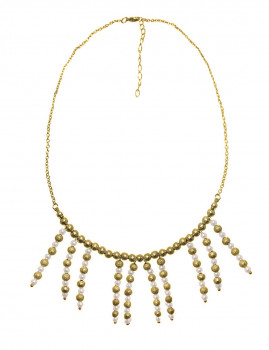 Colar Parfois Golden Delicates Dourado