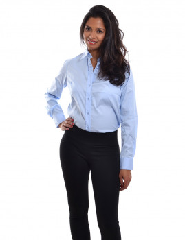 Camisa SMF Senhora Azul Claro