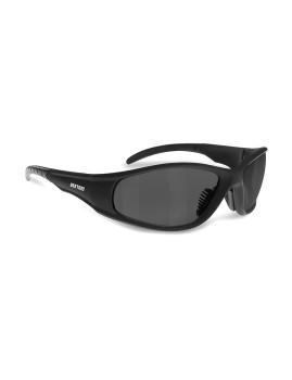Óculos de sol  Homem Bertoni preto
