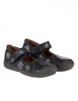 Sapatos Pretos Menina Billowy