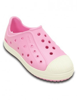 Sapatos Crocs Crocs Bump It Shoe Rosa Claro
