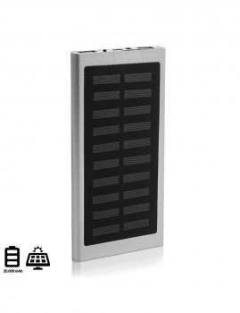 Powerbank Solar P11 20000 Mah