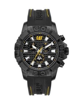 Relógio Cat Preto e Grafite