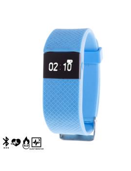 Pulseira Smart Tw64S Azul