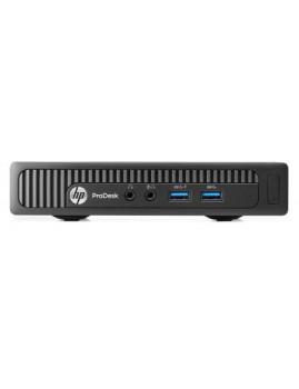 Desktop Empresarial é o mais pequeno da HP até ao momento! HP 600 G1 com Processador i5 de 4ª Geração.