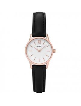 Relógio Cluse La Vedette Dourado Rosa, Branco e Preto