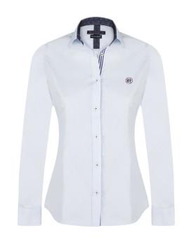 Camisa  de Senhora Felix Hardy Beige