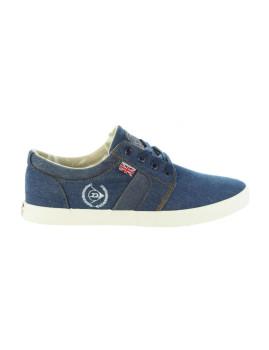 Sapatos Dunlop Homem Azul