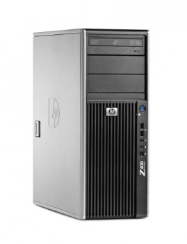 Workstation HP Z400 Recondicionado - nova arquitetura revolucionária com 6Gb de Memória e Windows 7 Professional