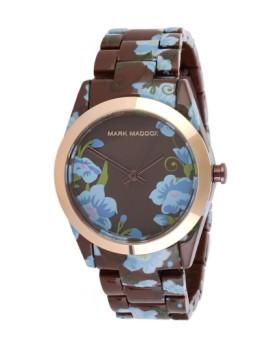 Relógio Mark Maddox Florido Castanho