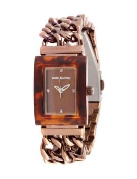 Relógio Mark Maddox Bronze