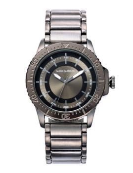 Relógio de Homem Mark Maddox Metalizado II