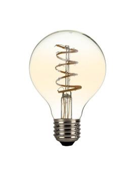 Lâmpada Bulb Modern New Orleans Transparente