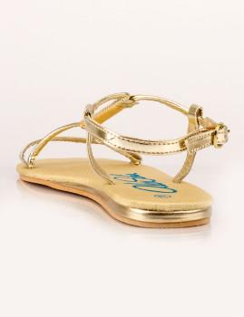 3c76a8819 Sandálias Douradas, até 2015-07-19