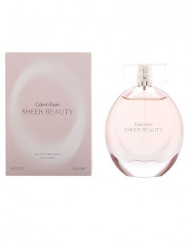 Perfume Senhora Calvin Klein Sheer Beauty Edt Vapo 100 Ml