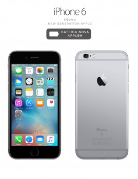 iNOVO - New Generation Apple! iPhone 6 64 GB Black