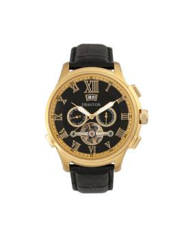 Relógio Heritor Automatic Hudson Dourado