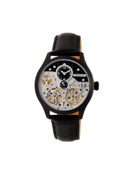 Relógio Heritor Automatic Winthrop Preto