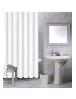 Cortina de Banho Branca  180x200