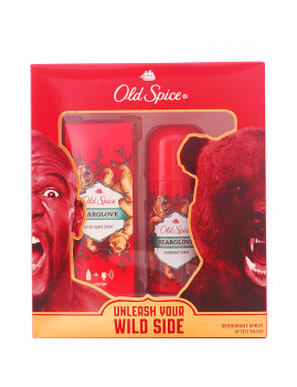 Coffret Old Spice Bearglove As Pack 2 Produtos