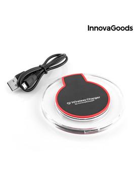 imagem de Carregador sem Fios para Smartphones Qi InnovaGoods4