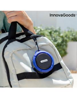 imagem de Coluna Bluetooth Sem Fios Portátil Waterproof DropSound 6