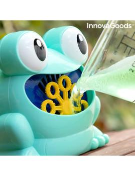 imagem de Máquina de Bolas de Sabão Automática Froggly 2