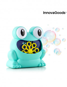 imagem de Máquina de Bolas de Sabão Automática Froggly 3