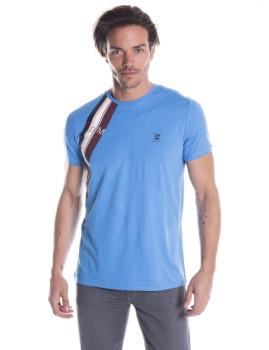T-Shirt Giorgio di Mare Azul