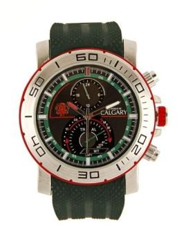 Relógio Calgary Marine Verde