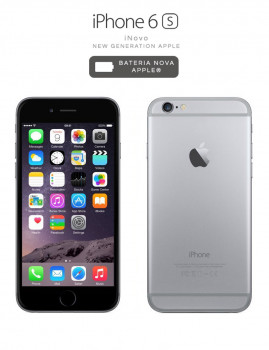 iNOVO - New Generation Apple! iPhone 6S 32 GB Black