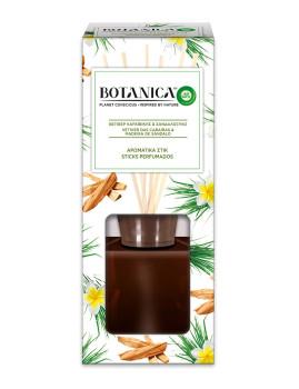 imagem de Airwick Botanica Sticks Perfumados Vetiver das Caraibas&Madeira Sândalo1