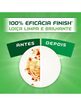 imagem de Finish Detergente Máquina Loiça Gel 0% 60 Doses3