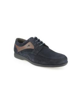Sapatos Homem Azul