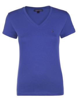 Tshirt Tommy Hilfiger Azul Sax Senhora