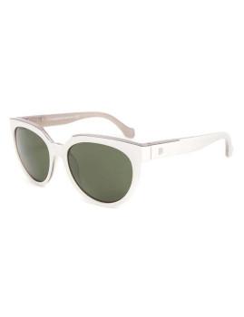 4cab1dfb0463b Óculos de Sol Balenciaga Unisexo branco marfim ...