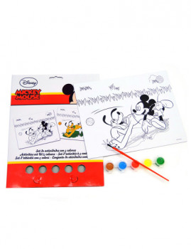 Pack 3 Jogos de atividade Mickey