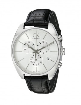 Relógio Calvin Klein Exchange Homem Preto