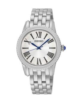 Relógio Seiko Classic Quartz Prateado