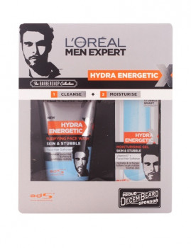 Men Expert Hydra-Energetic Barber Shop Lote 2 Pz