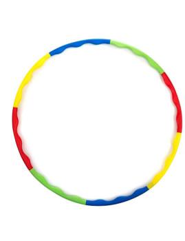 Aro Hula-Hoop Desmontável Para Fitness