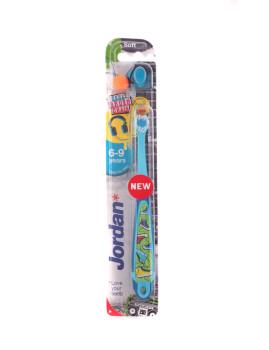 Jordan Criança Escova de dentes 6-9 Anos #Suave