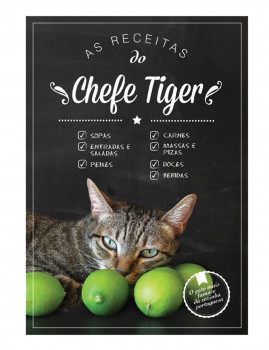 As Receitas do Chefe Tiger - Chefe Tiger