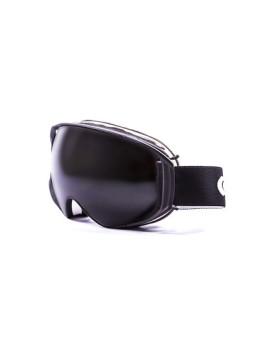Óculos Ocean Snowbird Armações pretas com lentes fumadas