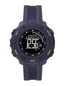 Relógio Nautica Homem Azul