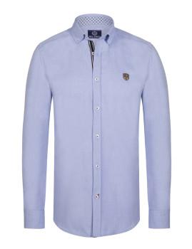 Camisa Paul Parker Azul